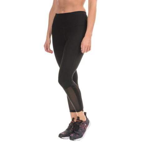 Layer 8 Tight Stuff Capri Leggings (For Women)