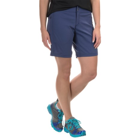 Club Ride Zest Cycling Shorts - Stretch Nylon (For Women)