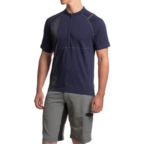 Club Ride Rialto Cycling Jersey - UPF 20+, Zip Neck, Short Sleeve (For Men)