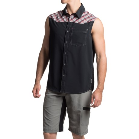 Club Ride Billy Bob Cycling Jersey - UPF 30+, Sleeveless (For Men)