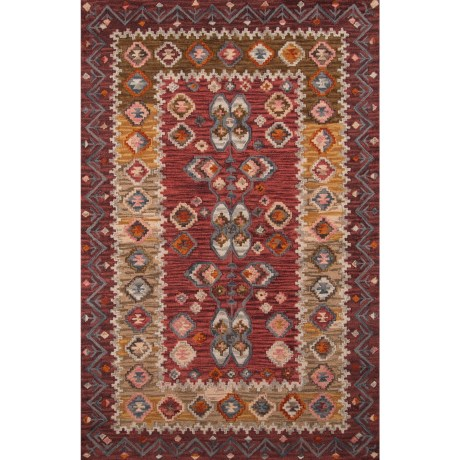 Momeni Tangier Collection Accent Rug - 2x3', Hand-Hooked Wool