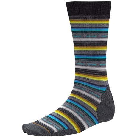 SmartWool Margarita Socks - Merino Wool, Crew (For Men)