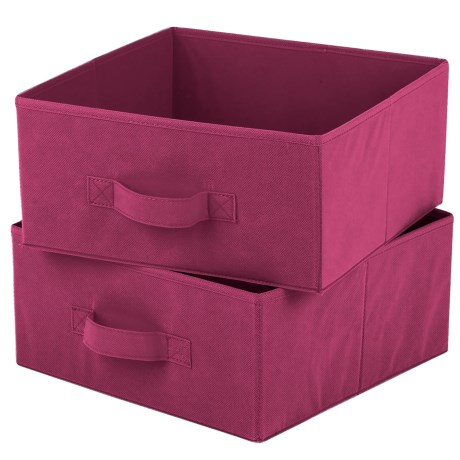 Honey Can Do Collapsible Storage Drawers - 2-Pack