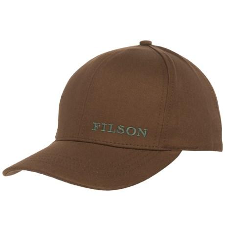 Filson Logger Baseball Cap (For Men and Women)