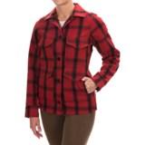 Filson Seattle Cruiser Wool Shirt - Long Sleeve (For Women)