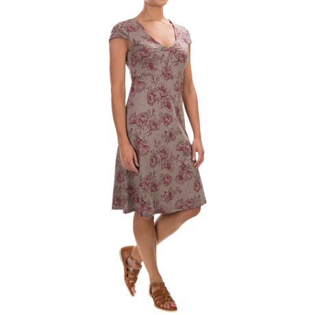 Toad&Co Rosemarie Dress - Short Sleeve (For Women)