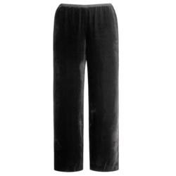 Two Star Dog Velvet Pants (For Women)