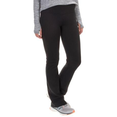 Balance Collection Flat-Waist Fleece Pants (For Women)