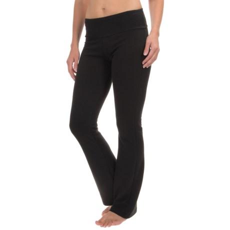 Balance Collection Reverse Fleece Pants (For Women)