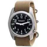 Bertucci Ventara Field Watch - Matte Stainless Steel (For Men)