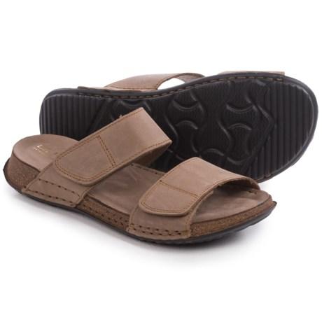 La Plume Dena Leather Sandals (For Women)