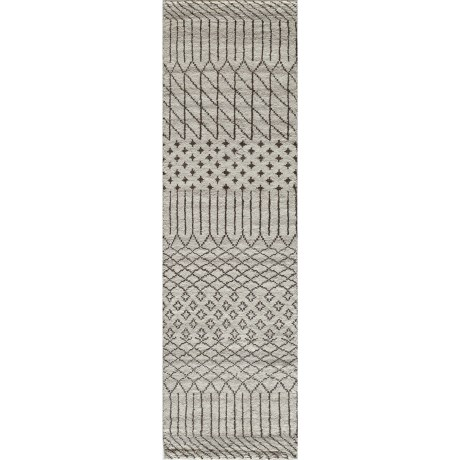 "Momeni Atlas Collection Floor Runner - 2'3""x8', Wool"