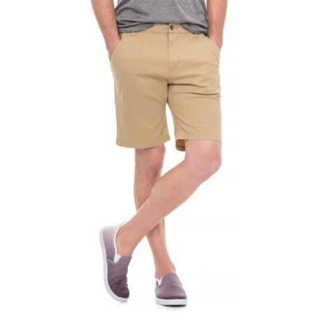 Flylow Dacker Chino Shorts - Cotton Blend (For Men)