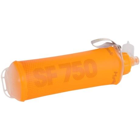 Hydrapak SoftFlask Collapsible Sports Bottle - 25 fl.oz., BPA-Free