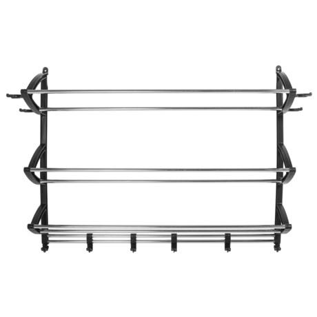 Samsonite Wall-Mounted Sports Rack