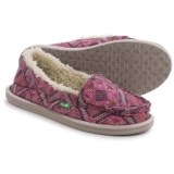 Sanuk I Can't Quilt You Shoes - Slip-Ons (For Women)