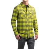 DaKine Up Country Flannel Shirt - Long Sleeve (For Men)