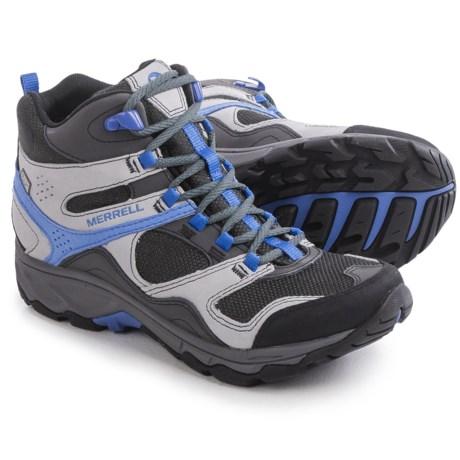 Merrell Kimsey Mid Hiking Boots - Waterproof (For Women)