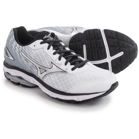 Mizuno Wave Rider 19 Running Shoes (For Men)