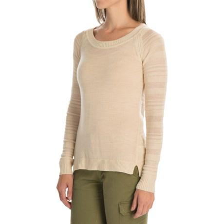 SmartWool Palisade Trail Sweater - Merino Wool (For Women)