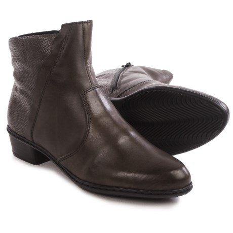 Rieker Fabiola 69 Ankle Boots - Leather (For Women)