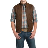 Powder River Outfitters Tannon Snow Wash Vest - Insulated (For Men)
