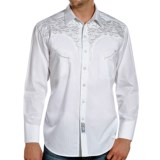 Panhandle Slim Retro Roping the Wind Western Shirt - Snap Front, Long Sleeve (For Men)