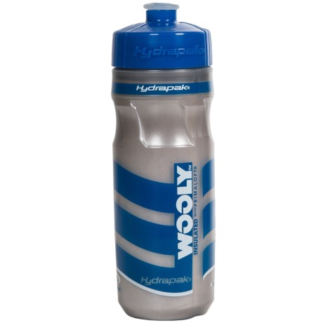 Hydrapak Wooly PrimaLoft® Insulated Water Bottle - 21 fl. oz., BPA-Free