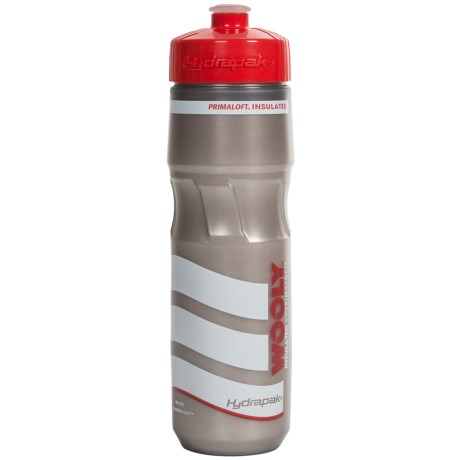 Hydrapak Wooly PrimaLoft® Insulated Water Bottle - 25 fl. oz., BPA-Free