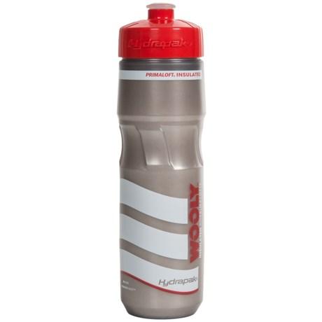 Hydrapak Wooly PrimaLoft® Insulated Water Bottle - 25 fl. oz., BPA-Free