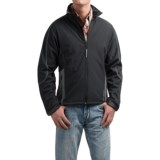 Powder River Outfitters Mariner Soft Shell Jacket - Full Zip, Fleece (For Men)
