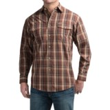 Powder River Outfitters Bandera Plaid Shirt - Snap Front, Long Sleeve (For Men)