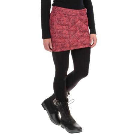 SmartWool Corbet 120 Printed Skirt - Insulated, Merino Wool Lining (For Women)