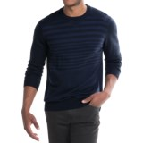SmartWool Kiva Ridge Crew Neck Sweater - Merino Wool (For Men)