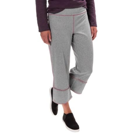Neon Buddha Joey Capris - Stretch Cotton (For Women)