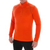 SmartWool Field Edition NTS Mid 250 Base Layer Top - Merino Wool, Zip Neck, Long Sleeve (For Men)
