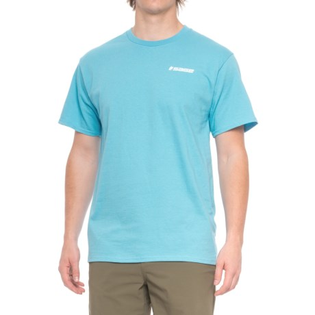 Sage On the Water T-Shirt - Short Sleeve (For Men)