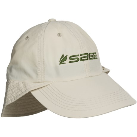 Sage Flats Hat - UPF 50+ (For Men)