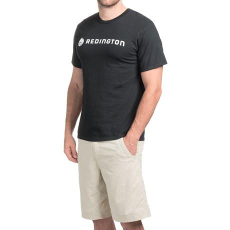 Redington Logo T-Shirt - Short Sleeve (For Men)