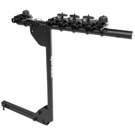 SportRack Hitch-N-Drive Deluxe 5 Bike Hitch Mounted Bike Carrier