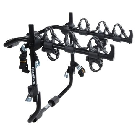 SportRack Frontier Expedition Deluxe 3-Bike Rack