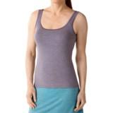 SmartWool Turnabout Tank Top - Merino Wool, Reversible (For Women)