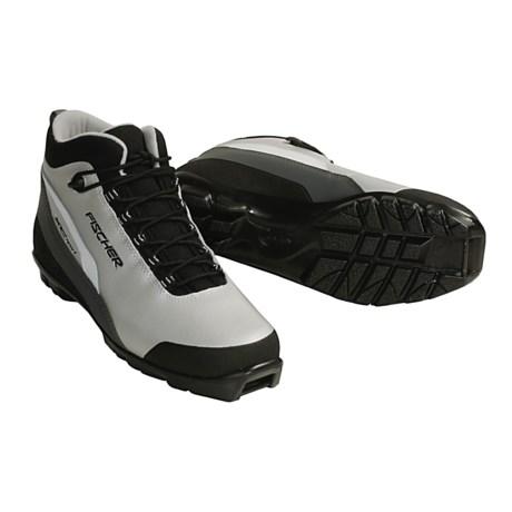 Fischer Skis XC Sport Nordic Ski Boots - NNN (For Men and Women)