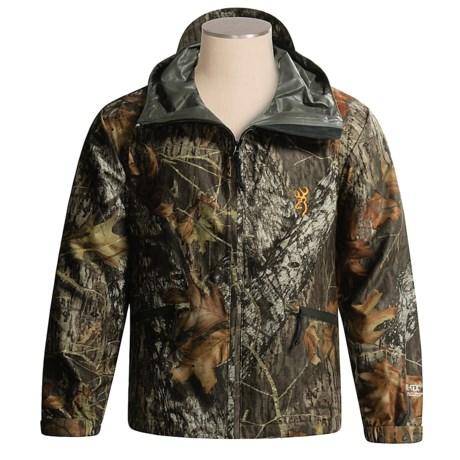 Browning Gore-Tex® PacLite® Rain Jacket - Waterproof (For Men)