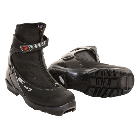 Rossignol BC X7 Nordic Ski Boots - BC NNN (For Men)
