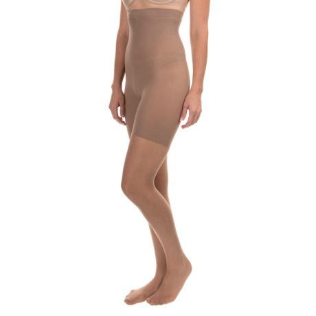 b.ella Shashi Sheer Shapewear Tights - High Rise (For Women)