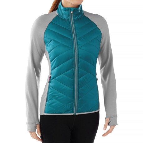 SmartWool Corbet 120 Jacket - Insulated, Merino Wool (For Women)
