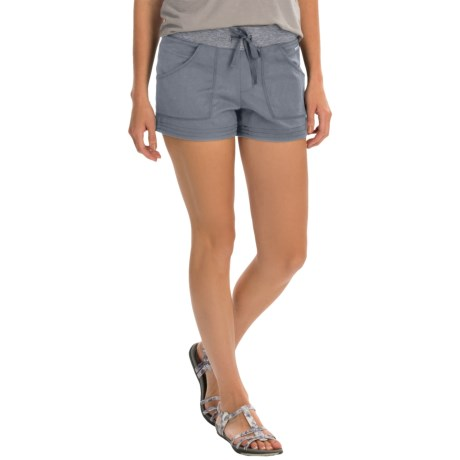 SmartWool Sweetwater Ranch Shorts - Merino Wool (For Women)