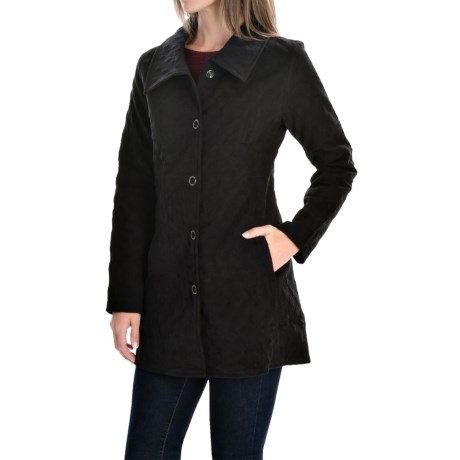 Nomadic Traders Savoy Quilted Jacket - Snap Front (For Women)