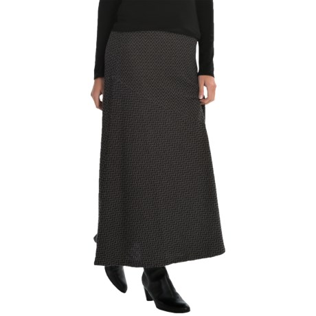 Apropos Echo Pull-On Maxi Skirt (For Women)